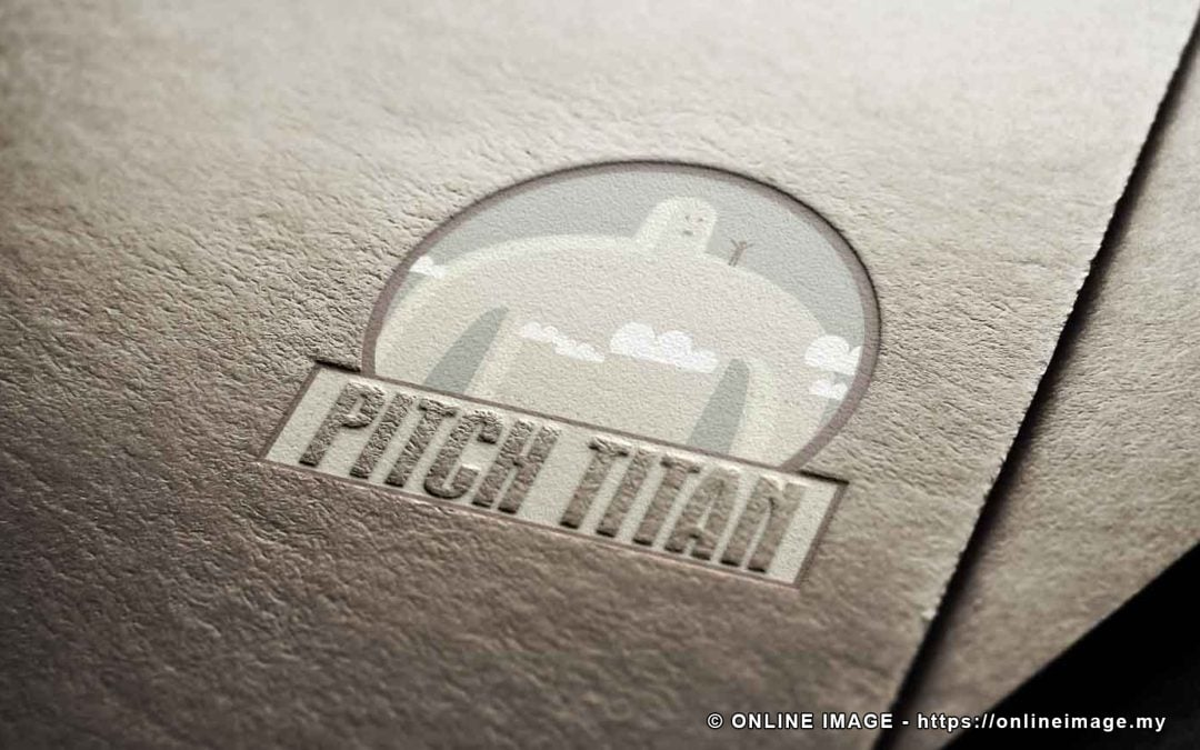 Pitch Titan Logo